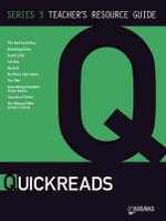 Q Reads Series 3 Teacher's Guide CD