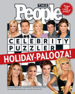 The People Celebrity Puzzler Holiday-Palooza! : Magical Moments to Cheer Up Miserable Sods ... One... - People Magazine