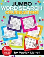 Jumbo Word Search Celebration! - Patrick Merrell