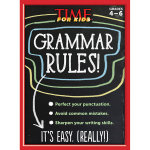 TIME for Kids Rocking Grammar : Story Ideas for Children Aged 3 to 11 - Editors of TIME for Kids Magazine