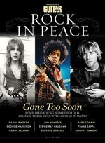 Guitar World Rock in Peace : a Tribute to Fallen Guitar Heroes - Editors of Guitar World Magazine