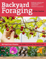 Backyard Foraging : 65 Familiar Plants You Didn't Know You Could Eat - Ellen Zachos