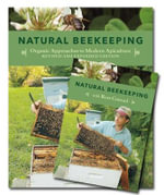 Natural Beekeeping Book & DVD Set : A Practical Guide for the Home Gardener - Ross Conrad