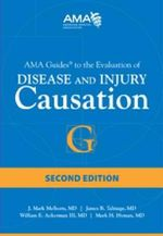 Ama Guides to Disease and Injury Causation - J. Mark Melhorn