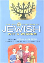 The Big Little Book of Jewish Wit & Wisdom - Sally Ann Berk