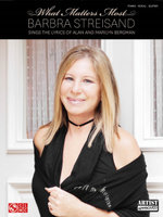 Barbra Streisand : What Matters Most - Alan Bergman