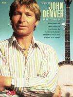 The Best of John Denver : 20 Easy Banjo Solos - Cherry Lane Music