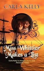 Miss Whittier Makes a List - Carla Kelly