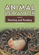 Animal Hunting and Feeding : Animal Behavior - Natalie Goldstein