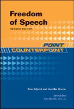 Freedom of Speech : Point/Counterpoint - Alan Allport