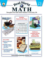 Real-World Math, Grades 1 - 2 - Susan Carroll