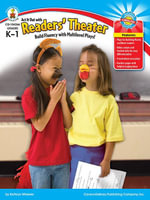 Act It Out with Readers' Theater, Grades K - 1 : Build Fluency with Multilevel Plays! - Kathryn Wheeler