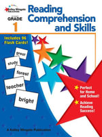 Reading Comprehension and Skills, Grade 1 - Carson-Dellosa Publishing