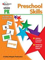Preschool Skills, Grade PK - Carson-Dellosa Publishing