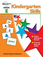 Kindergarten Skills, Grade K - Carson-Dellosa Publishing