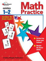 Math Practice, Grades 1 - 2 - Carson-Dellosa Publishing