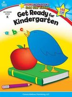 Get Ready for Kindergarten Grade K : Grade K, Gold Star Edition - Carson-Dellosa