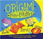 Origami Fun Folders : Animals :  Animals - Pen Ink Play