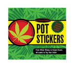 Pot Stickers : From White Widow to Purple Power, 96 Labels to Tag Your Stash - Cider Mill Press