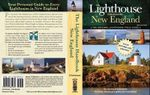 The Lighthouse Handbook New England : The Original Lighthouse Field Guide - Jeremy D'Entremont