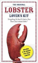 The Lobster Lover's Kit : Everything You Need to Know to Host a True Lobster Bake - Cider Mill Press