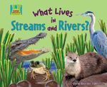 What Lives in Streams and Rivers? : Super Sandcastle: Animal Habitats - Oona Gaarder-Juntti