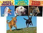 Animal Sounds Set : Animal Sounds - Pam Scheunemann