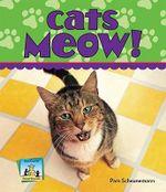 Cats Meow! : Sandcastle: Animal Sounds - Pam Scheunemann