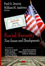 Social Security : New Issues and Developments :  A Micro Simulation Approach