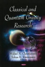 Classical and Quantum Gravity Research - Mikkel N. Christiansen