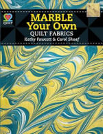 Marble Your Own Quilt Fabrics - Fawcett