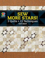 Sew More Stars 3qlts 13 Tchnqs - Searl