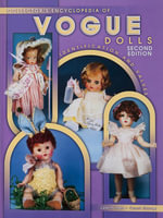 eBook Collector's Encyclopedia of Vogue Dolls 2nd Edition - Judith Izen