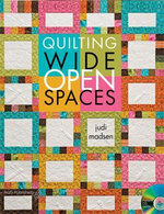 eBook Quilting Wide-Open Spaces - Judi Madsen