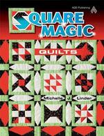 eBook Square Magic Quilts - Michelle J Linder