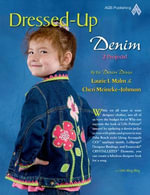 eBook Dressed-up Denim Projects by the Denim Divas - Laurie Malm