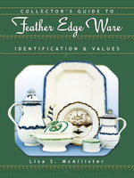 eBook Collector's Guide to Feather Edge Ware - Lisa McAllister