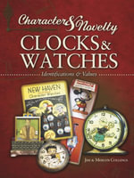 Character & Novelty Clocks & Watches - Jim Collings