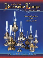 eBook Center-Draft Kerosene Lamps, 1884-1940 - J B W