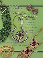 eBook 20th Century Costume Jewelry 2nd - Katie J Aikins