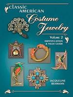 eBook Classic American Costume Jewelry Volume II - Jacquelin Rehmann