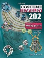 eBook Collecting Costume Jewelry 202 2nd Edition - Julia Carroll