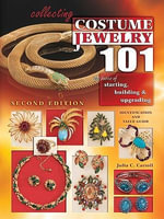 eBook Collecting Costume Jewelry 101 : The Basics of Starting - Julia Carroll