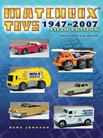 eBook Matchbox Toys 1947 to 2007 Fifth Edition - Dana Johnson