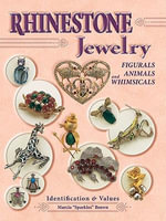 eBook Rhinestone Jewelry, Figurals, Animals and Whimsicals - Marcia Brown