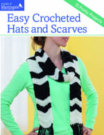 Easy Crocheted Hats and Scarves : 15 Pretty Projects - Martingale