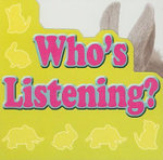 Who's Listening? - Cindy Rodriguez
