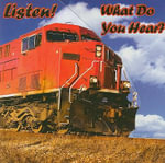 Listen! What Do You Hear? - J. Jean Robertson