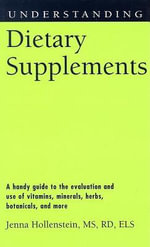 Understanding Dietary Supplements : Southern Folk Culture - Jenna Hollenstein