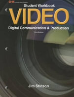 Video : Digital Communication & Production - Jim Stinson